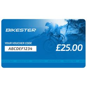 Bikester Gift Certificate Voucher £25